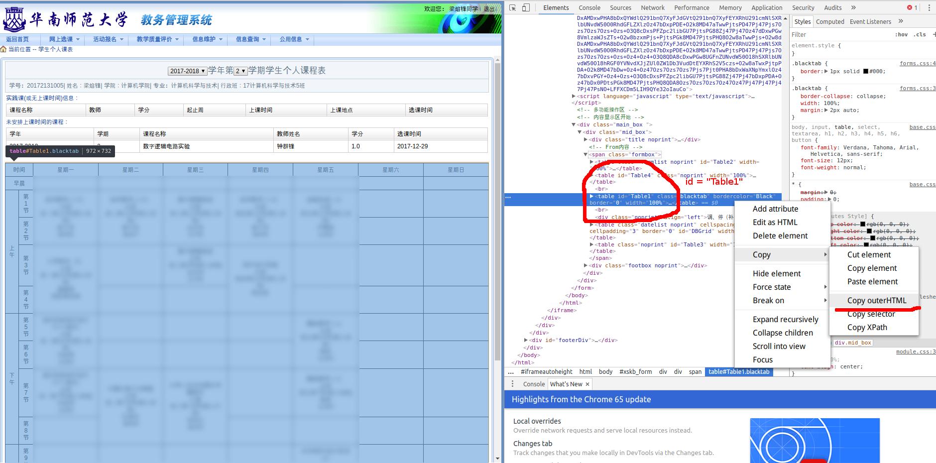 获取 HTML